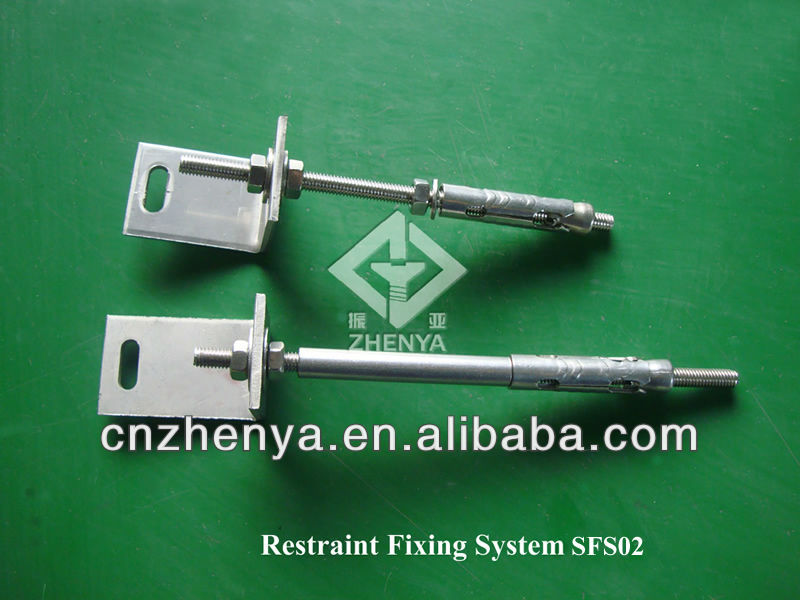 SS201 SS304 SS316 anchoring bracket