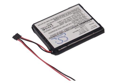 600mAh 361-0043-00, 361-0043-01 Battery for Garmin Edge 200, Edge 205, Edge 500, Edge 510