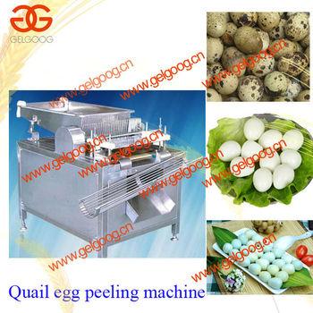 quail egg peeling machine