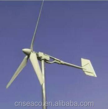 vertical or Horizontal axis wind turbine