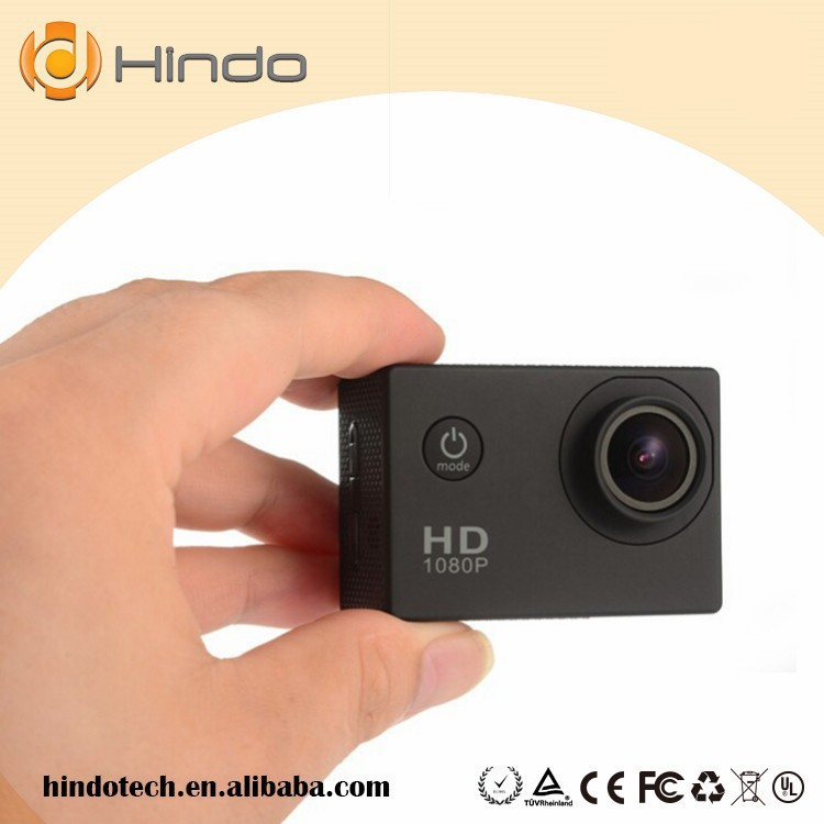 HD 1080p waterproof sport wifi action camera with night vision action camera Sport Camera Sport DV