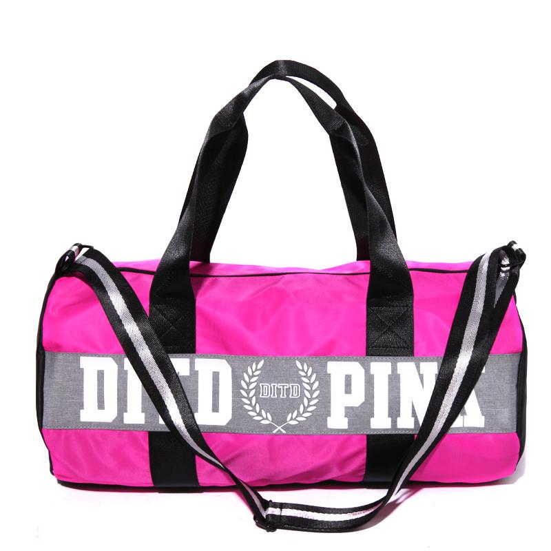 3b8ef258 Спортивная сумка для фитнеса Женская тренировочная сумка для йоги объемная  ручная сумка для багажа дорожная сумка