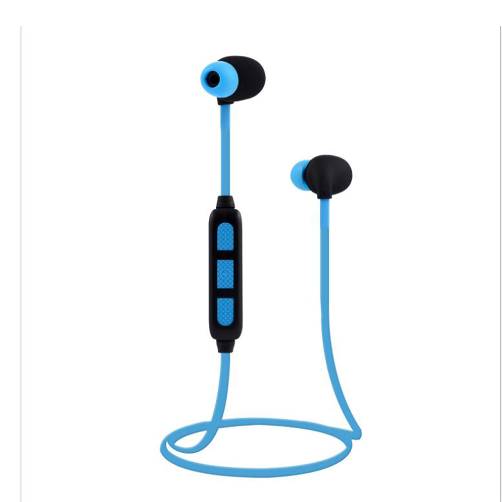 The cheapest Universal Bluetooth 4.0 Earphone RU8s Headset Stereo Portable Wireless Handsfree Sport Headphones