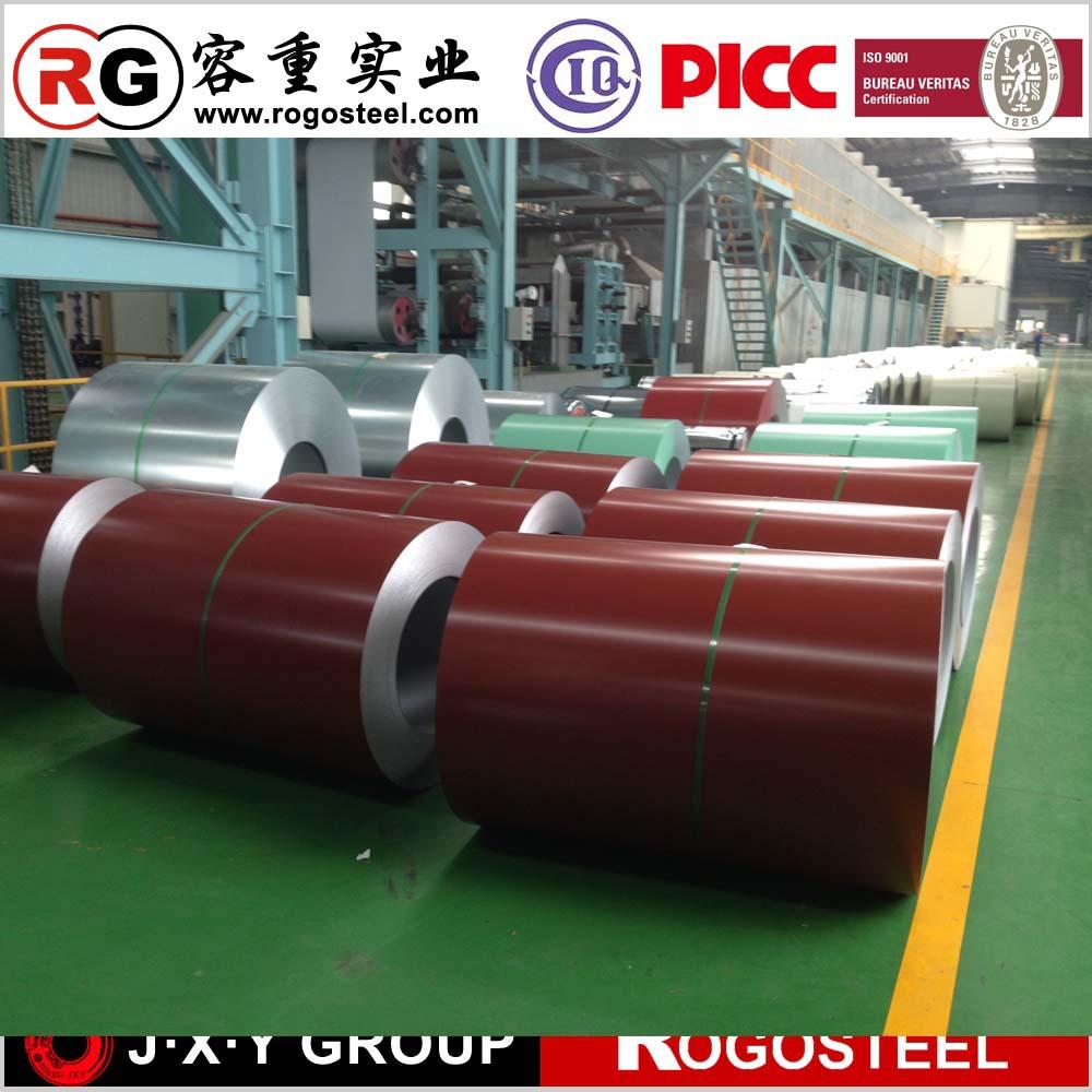 China buena acero galvanizado prepintado coilral precio - Acero galvanizado precio ...