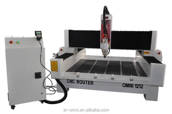 China High Quality 1325 /1212 stone carving cnc router cutting machine