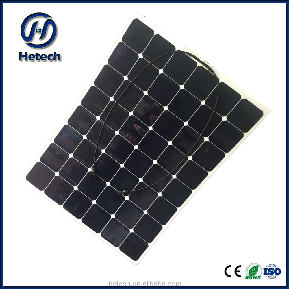 2016 Flexible <strong>solar</strong> For Car and boat 155w SP flexible <strong>solar</strong> panel China
