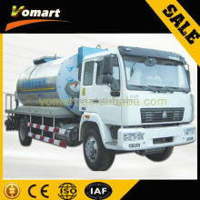 hot Mini Truck Asphalt spreader/Hot Asphalt Drum Mix Plant