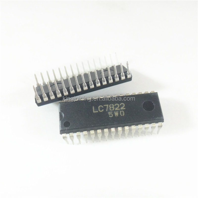 Analog Function Switch IC LC7822 DIP