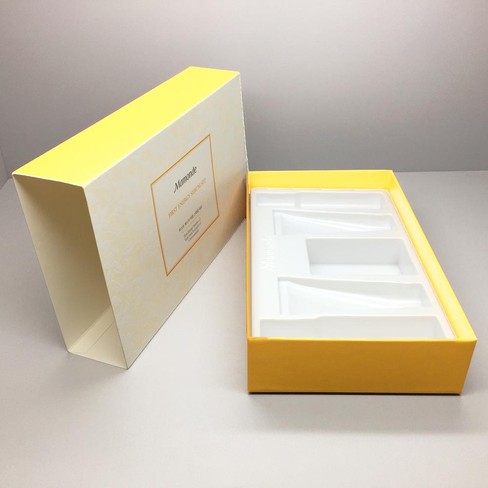 Kutu 66 kozmetik çekmece kağit kutu hediye için