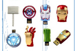 marvel usb flash drive