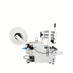 Quality Guarantee Pneumatic Printer Applicator For Small Round Bottle