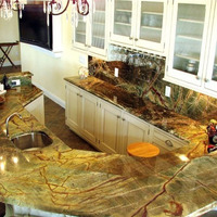 High Quality Rainforest Green Countertops & Best Countertop Price