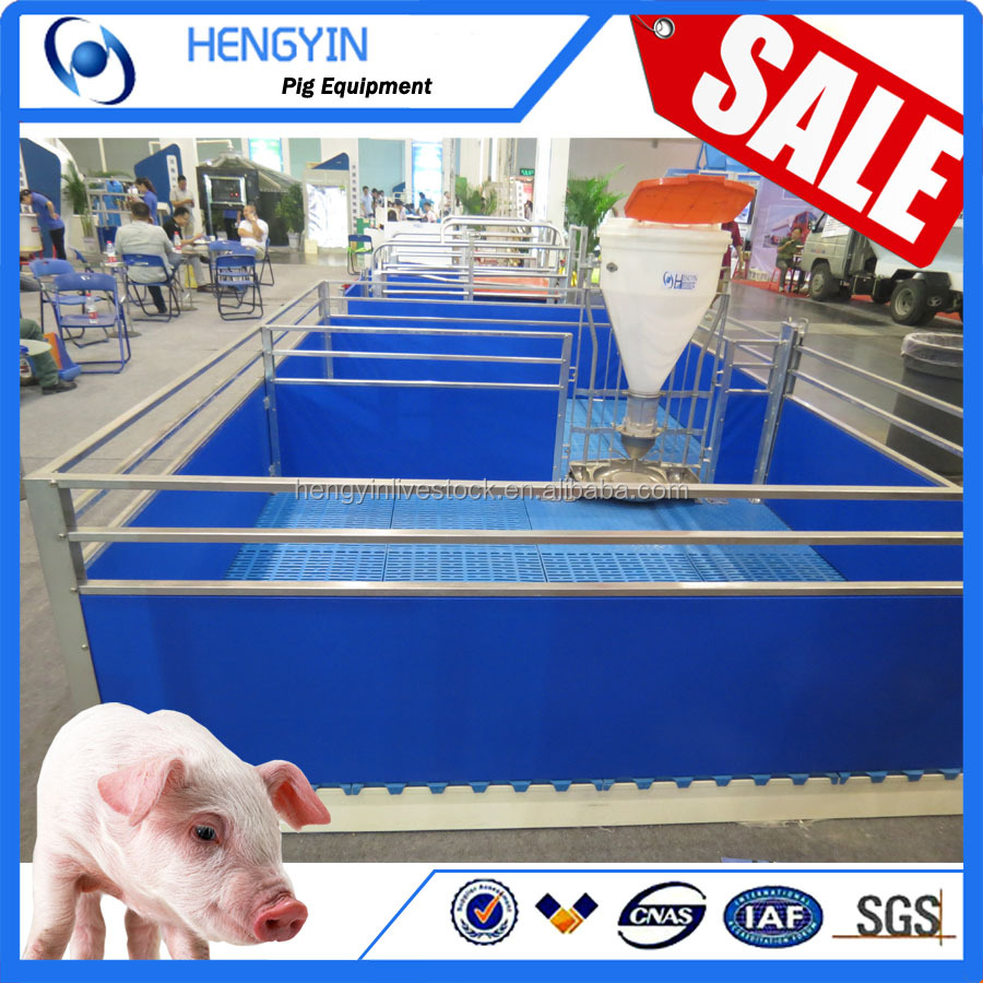2016 hot selling Pig Farm equipment Weaning/nursery cage/pen for sell