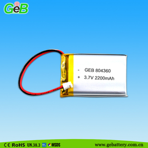 Lipo 3.7V 2200mAh Rechargeable Battery Batteries for Power Craft Cordless Drill gb/t 18287-2013 Mobile Phone Cell