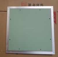 galvanized steel Material metal access door/steel access panel with snap lock/ceiling access hole cover
