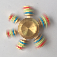 Quality Focus Fidget Toy Anti Stress spinner wind/EDC toy fidget spinner