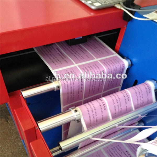 Digital Color Label Printer A4,Roll To Roll Sticker Label Printer ...