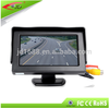 4.3 inch LCD Car Rear-View Stand Security TFT Monitor with Sunshade Design