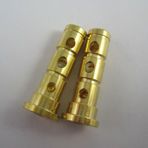 OEM Brass Doulde Side Contact Pin