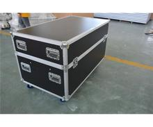 Lp en drum kit vlucht <span class=keywords><strong>flightcase</strong></span> voor luidsprekers