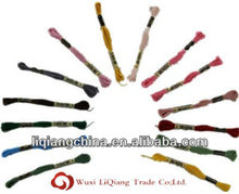 Made in China reflective thread for embroidery with cheap price