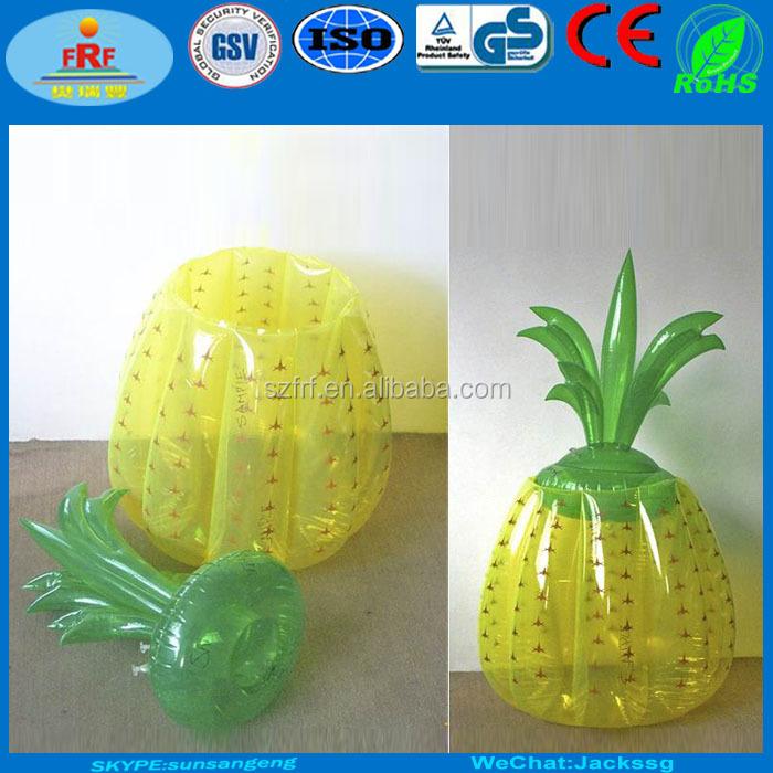 Aktionen pvc aufblasbare ananas k hler aufblasbare ananas for Aufblasbares schwimmbecken angebote