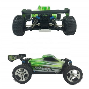 2.4G Off-Road 70 km/h 1:18 Brush Electric Rechargeable Truck A959-B Racing Ford Ranger Coin Operated Baby Electric Toy Car
