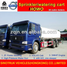 Hot Sale 4400 Gal HOWO 336 Horse Power Spray and Sprinkler Truck