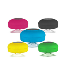 Portable Waterproof Bluetooth Speaker Shower Wireless speaker for iphone for phone Receive Call Music
