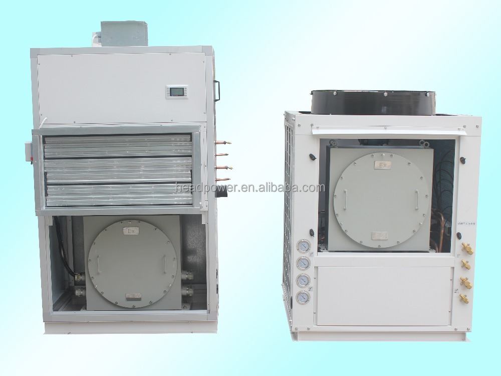 outside telecommunications explosion proof floor standing air conditioner