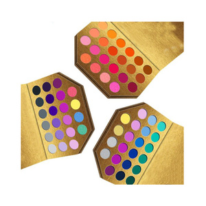 22 colors Private label makeup eyeshadow palette empty eyeshadow glitter palette no name eyeshadow palettes