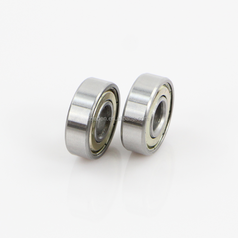 Factory Direct Price Deep Groove Ball Skateboard Bearings Top Selling Custom High Speed List 22*8*7 Bearing 608