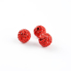 Fashion jewelry crystal disco ball beads