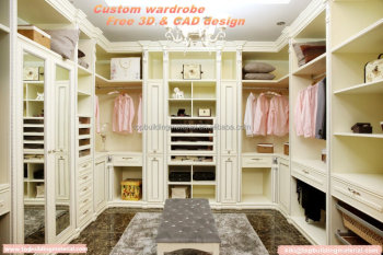 Custom made italian wardrobe closet