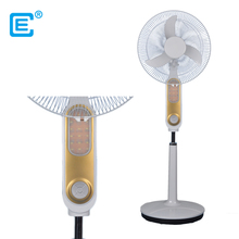 good market 16'' 12v pak fan china rechargeable fan with usb and remote control