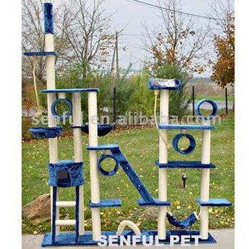 Big Luxury Cat Tree Cat Playground Cat Furniture