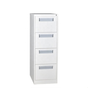 Luoyang Kd Commercial Office 4 Drawer Steel Filing Design Furniture Metal Ski Storage A1 Drawing Cabinet