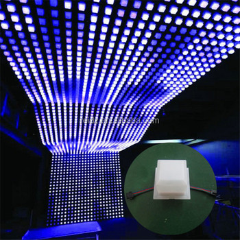 Dmx Rgb Led Pixel Panel Light For Disc/wedding/club Home Decoration , Buy  Led Panel Rgb Pixel,Led Pixel Light,Rgb Led Pixel Lights Tls3001 Product on
