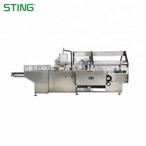 Small Supplier Tube Soap Ampoule Vial Injection Cartoner Business Machine