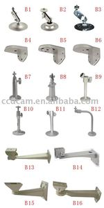 Outdoor Adjustable Metal CCTV Camera Brackets