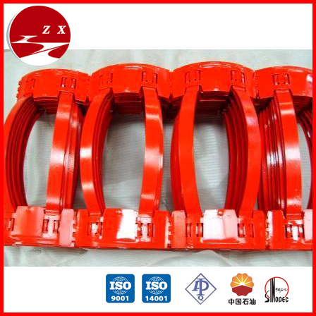 API 10D Hinged casing Centralizer,spiral Rigid Centralizers for cementing