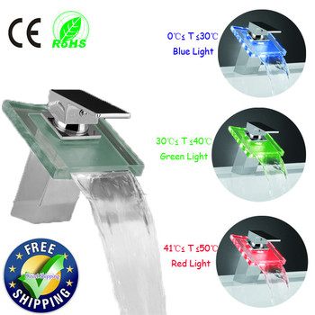 Ce&rohs High Quality Led Child Lock Water Faucet - Buy Child Lock ...