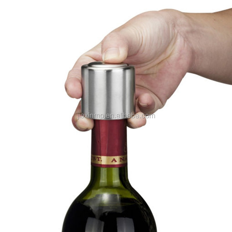 Stainless Steel Sealed Red <strong>Wine</strong> Storage Bottle Stopper Plug Bottle Cap for <strong>wine</strong> bottles