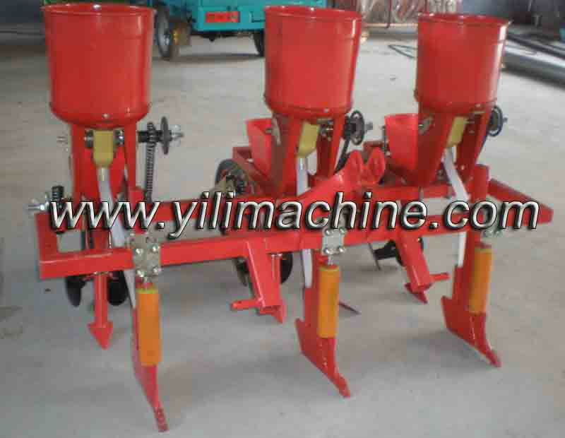 small seed planter/ manual seeder