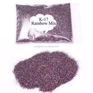 Extra Fine 0.008 Polyester Glitter Dust Powder