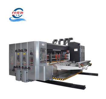 prices of corrugated carton/box making manufacturing machines