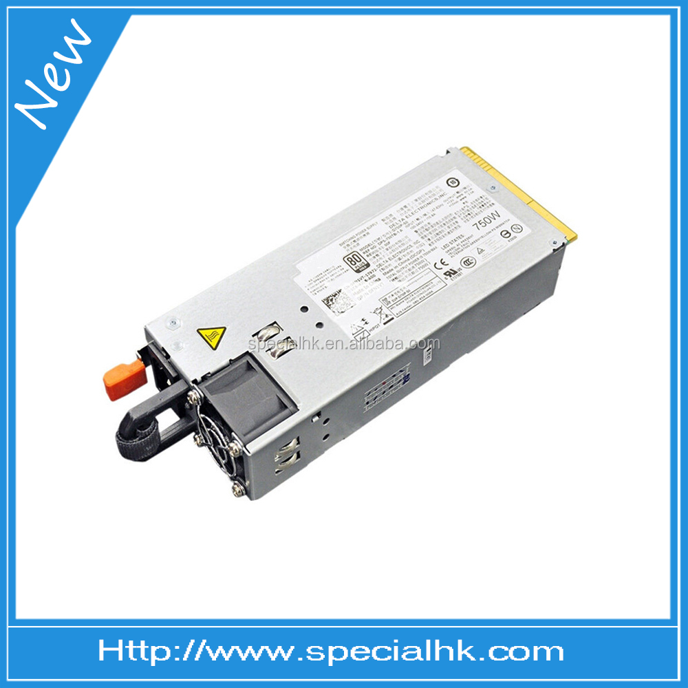 750W for dell Hot-plug Redundant Server Power Supply PSU F613N 0F613N CN-0F613N DPS-750TB For Dell Poweredge R510 R515 R715 R810
