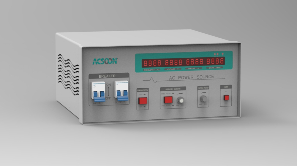 Programmable DC Power Supply with Adjustable Voltage and Current