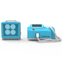 Ivylaser 600w Portable 808nm laser diode price/alexandrite diode laser hair removal/808nm diode laser hair removal machine