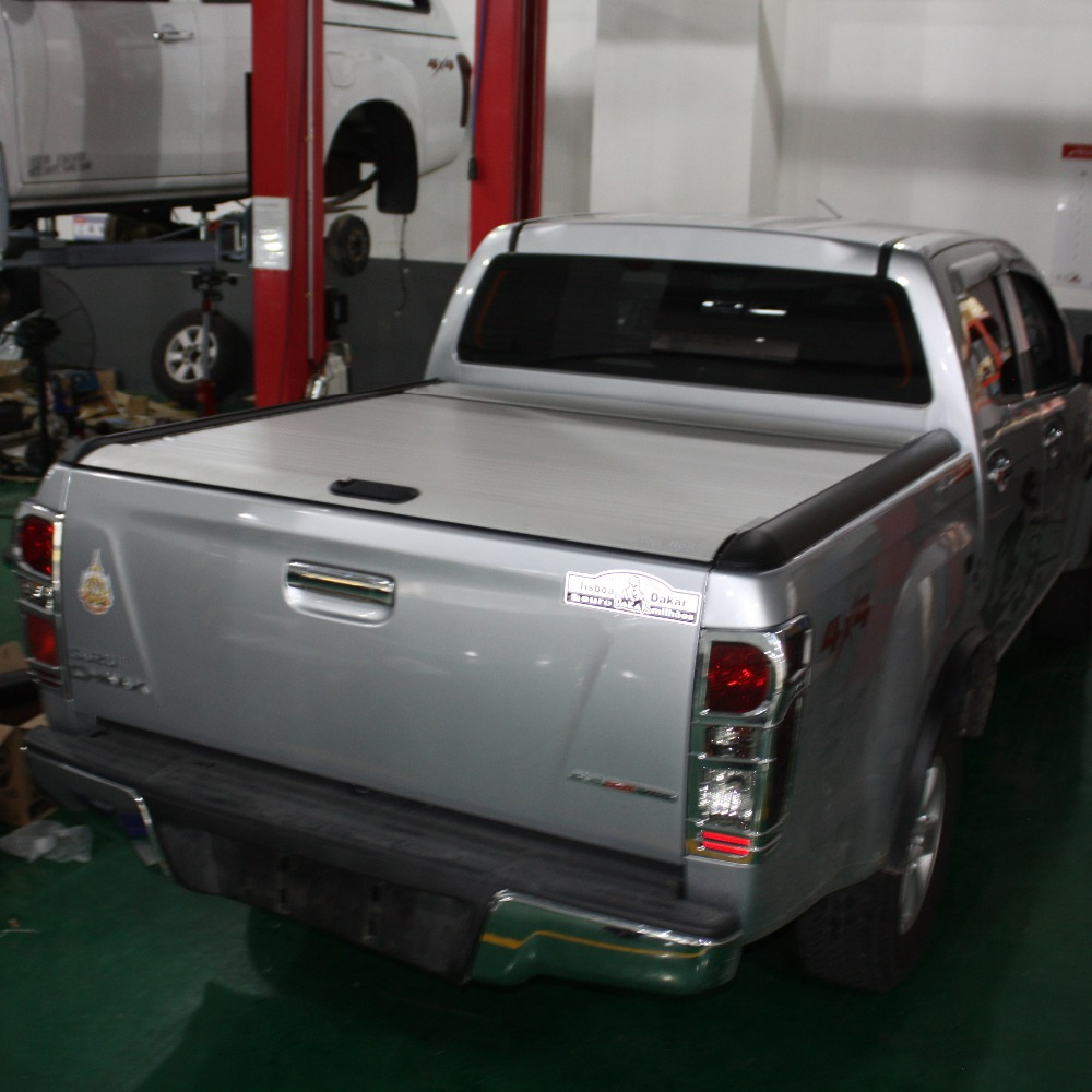 Aluminum Roll Tonneau Cover For Toyota Hilux Vigo 88602